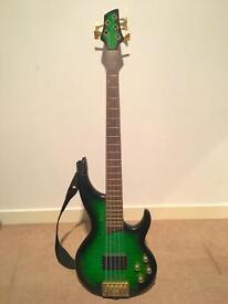 Bass Guitar - 5 string Wolf Legend series