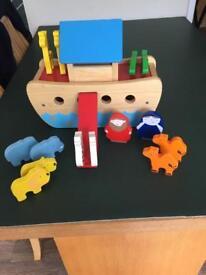 M&S Noah's ark