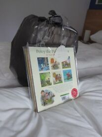PERCY THE PARK KEEPER - PRESENTATION SET OF 6 BOOKS