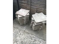 31 paving slabs for sale