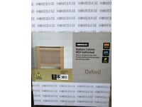 New and boxed Homebase radiator cover