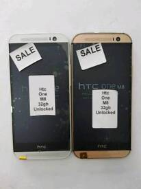 32gb Brand New Htc One M8 Unlocked Open To All Networks