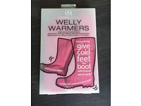 Welly Warmers (Pink)