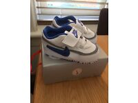 Adidas/Nike baby trainers