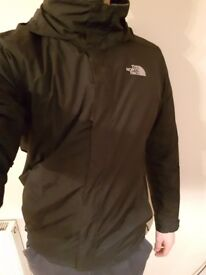 Mens Medium North Face Sangro Dryvent Waterproof Jacket