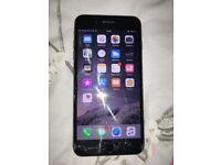 iPhone 7plus 32gb in black