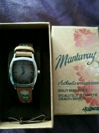 Ladies Mantaray Wristwatch