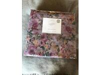 Brand New100% Cotton ZARA HOME Double duvets x4