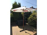 Stella Artois 2.5m Wide parasol