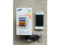 SAMSUNG GALAXY ACE 'LA FLEUR' Mobile Phone