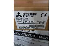 Mitsubishi air conditioner remote sensors