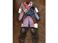 Ladies Frank Thomas 2 piece leathers Size 10