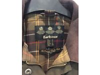 Ladies Barbour Wax Jacket - Size 8