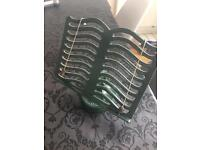 Victor cast iron cook book stand