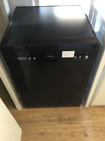 Dishwasher black kenwood excellent condition 130 pounds