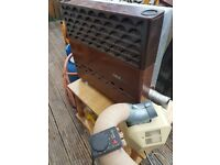 CARVER TRUMATIC with TRUMA VENT caravan, camper or motorhome gas heater.