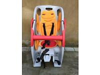 CoPilot child bike seat