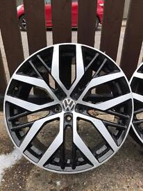 """VW GTD Santiago Wheels 19"""""""