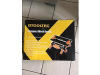 Brand new boxed tooltec compact work bench