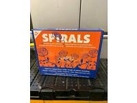 Box of brand new plant spiral supports