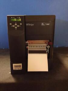 Imprimante a étiquettes Zebra S4M Direct thermal, avec 'Kit de Départ'' (578)