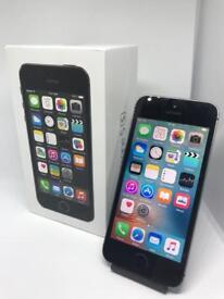 iPhone 5s Black Unlocked Boxed