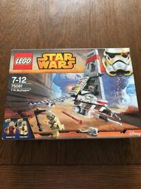 BNIB LEGO Star Wars 75081 T-16 Skyhopper