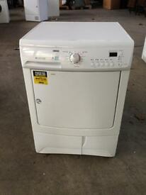 Zanussi Condenser Tumble Dryer