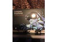 Lenovo Explorer Mixed Reality Headset with Controllers - Brand New & Sealed!!