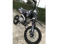 Stomp bike pitbike 110 cc