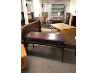 Stag Minstrel 3 drawer console table * free furniture delivery *