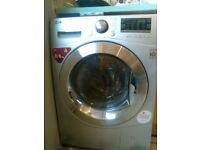 LG Washer Dryer. Great condition - only 2 years old