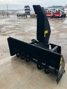 SR318 CAT Snowblower brand new less then 4hrs use