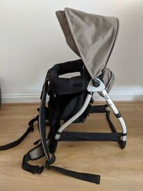 Chicco Caddy Baby Carrier/ Backpack 6 months to 36 months with rain/sunshade