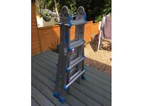 Multi Ladder 4 Tread immaculate Condition