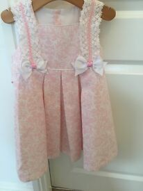 Pretty originals pale pink dress