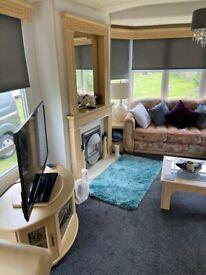 Caravan for hire -Red Lion Caravan Park - Arbroath