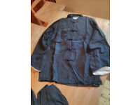 Men's Chinese suit