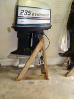 235 HP Evinruded Sport Outboard