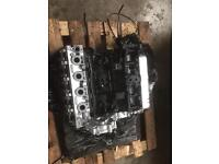 Unused reconditioned Renault master engine