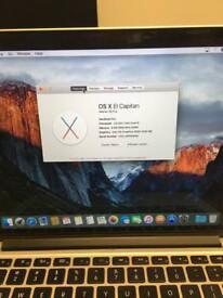 Apple macbook pro 13 inch