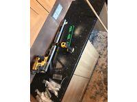 Kitchen 3M work-top black everest working top, £40