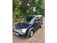 Ford transit connect limited edition
