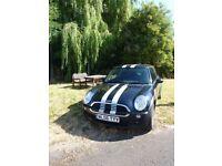 Mini One 1.6 Black & Silver £1450.00 PRICE REDUCED.... PRICE REDUCED
