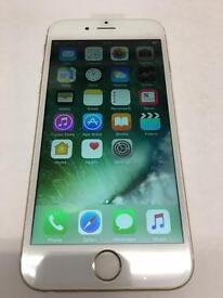 iPhone 6 Gold on O2/Tesco/GiffGaff