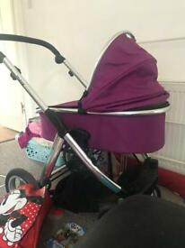 Oyster max pram for sale