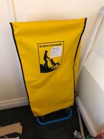 Evac emergancy Chairs