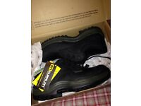 New in box Dr Martens safety shoes size 6