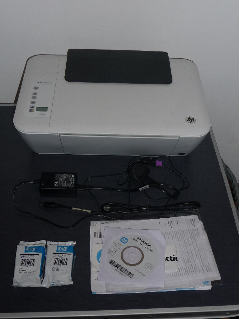 Install Hp Deskjet 2540 Without Cd