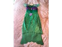 Disney Ariel The Little Mermaid Dress